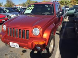 2002 Jeep Liberty Limited