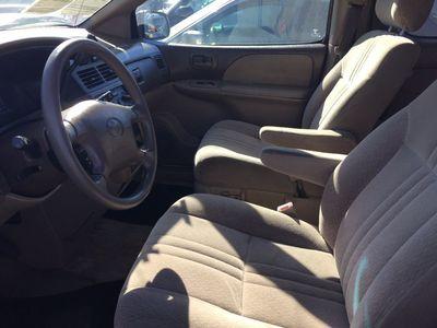 2001 Toyota Sienna CE
