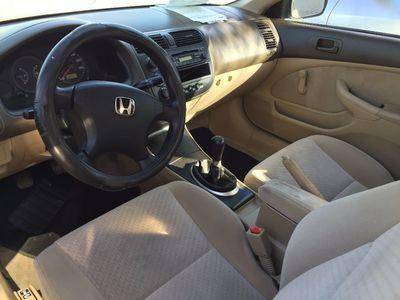 2005 Honda Civic Cpe VP
