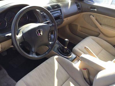 ... 2003 Honda Civic LX ...