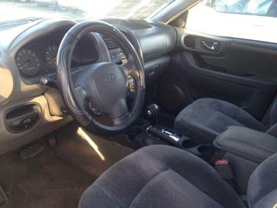 2002 Hyundai Santa Fe LX