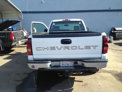 used 2005 chevrolet silverado 1500 work truck at compas auto sales. Black Bedroom Furniture Sets. Home Design Ideas