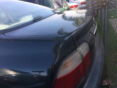 1996 Honda Accord Cpe EX