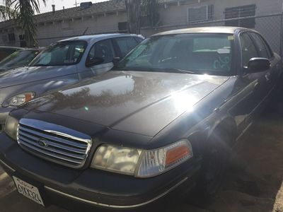 1998 Ford Crown Victoria Police Pkg