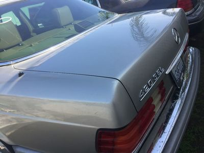 1988 Mercedes-Benz 420 Series 420SEL