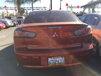 2011 Mitsubishi Lancer GTS