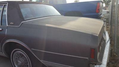 1985 Chevrolet Caprice Classic
