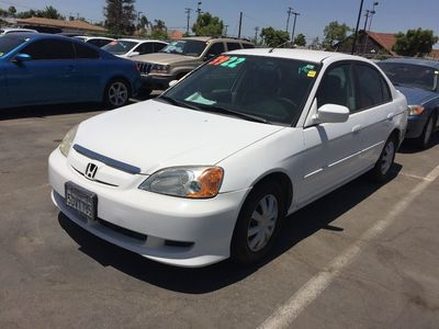 2003 Honda Civic Hybrid ...