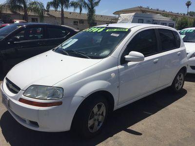 2008 Chevrolet Aveo LS ...