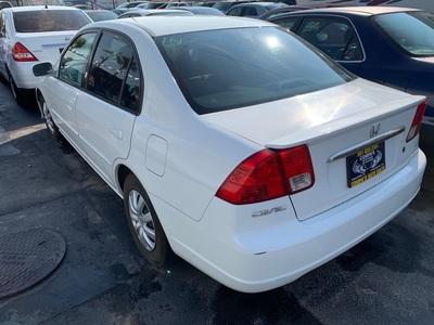 2003 Honda Civic Hybrid