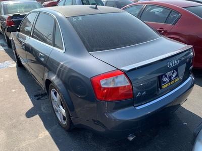 2005 Audi A4 3.0L SE
