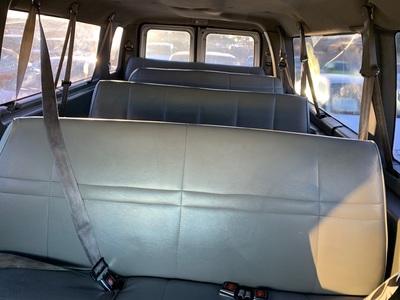 2001 Ford Econoline Wagon XL