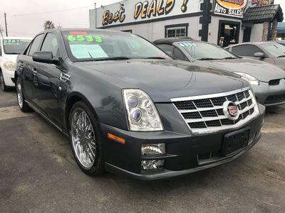 2008 Cadillac STS RWD w/1SE