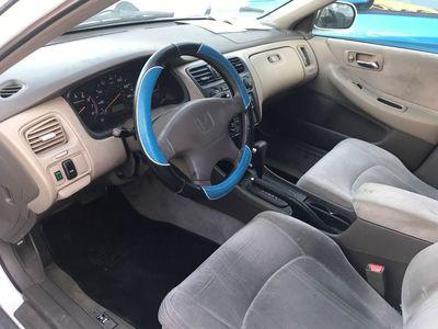 1999 Honda Accord Sdn LX