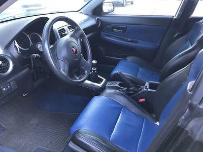 2007 Subaru Impreza Sedan WRX STI